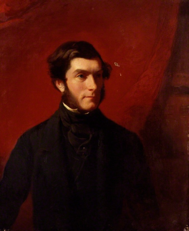 NPG 905; John Barrow by Stephen Pearce